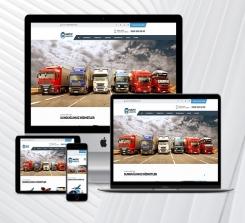 Lojistik/Nakliyat Web Sitesi Gws110