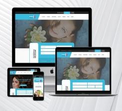 Kuaför Salonu Web Sitesi Gwsd49