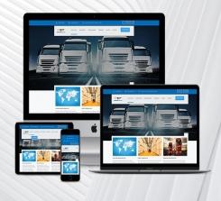 Lojistik/Nakliyat Web Sitesi Gws111
