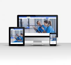 Doktor/Klinik Web Sitesi Gwo83