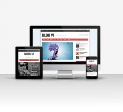 Kişisel Blog Web Sitesi Gwo97